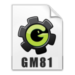 ������� ������� ( *.gm81 ) - ��� Game Maker v8.1