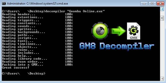 Game Maker Decompiler