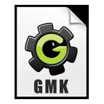 ������� ������� ( *.gmk ) - ��� Game Maker v8