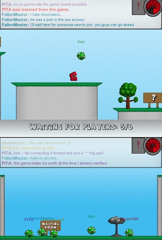Game maker как сделать платформер 416